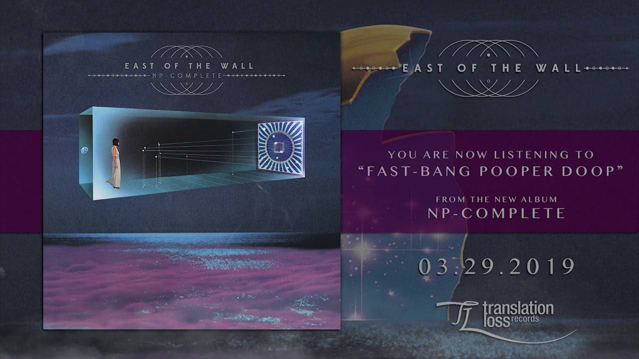 East of the Wall LP-Complete (actualité)
