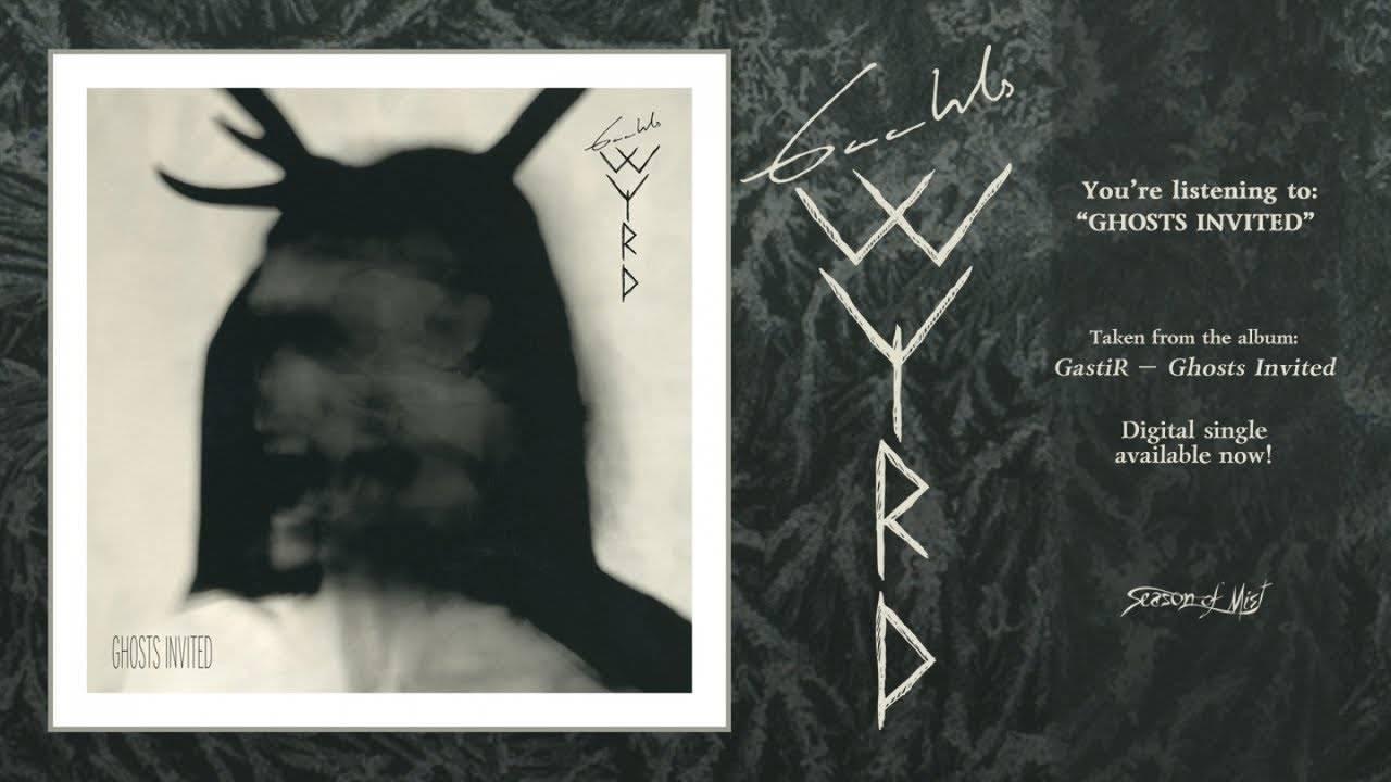 Gaahls Wyrd invite des fantômes (actualité)