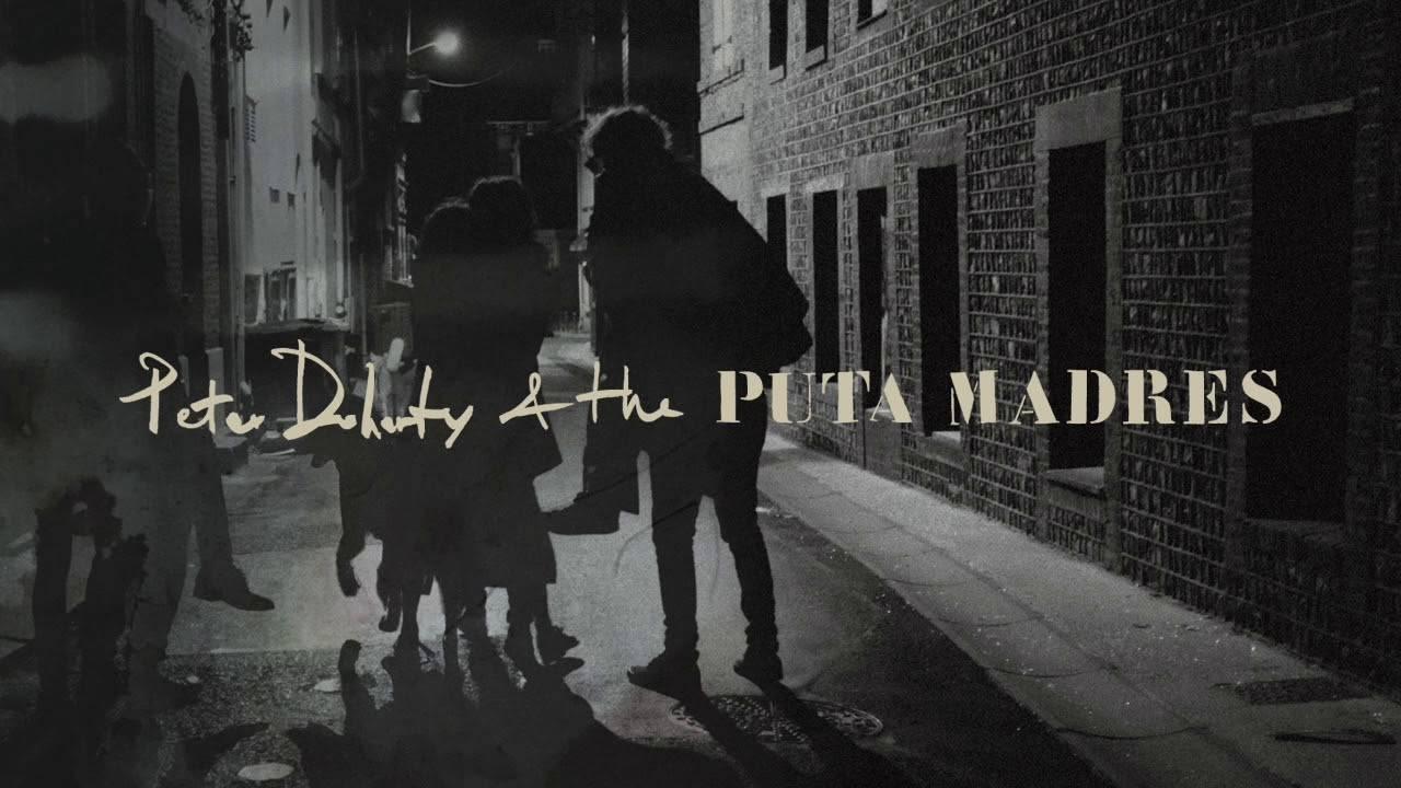 Puta Madre ! nouveau groupe pour Peter Doherty (actualité)