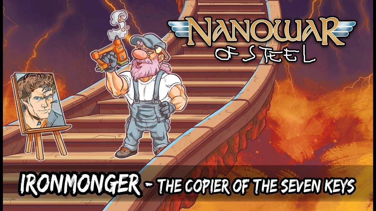 Iron Nanowar Of Steel (actualité)