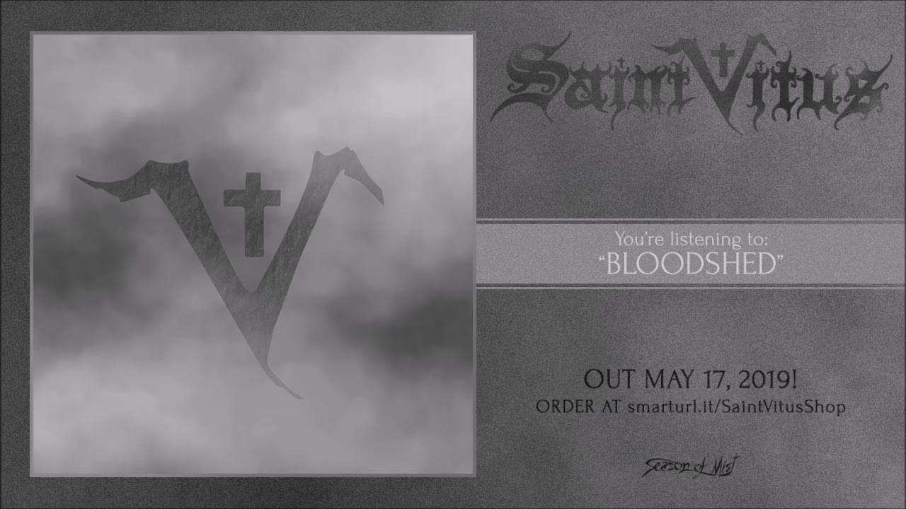 Saint Vitus fait couler le le sang (actualité)
