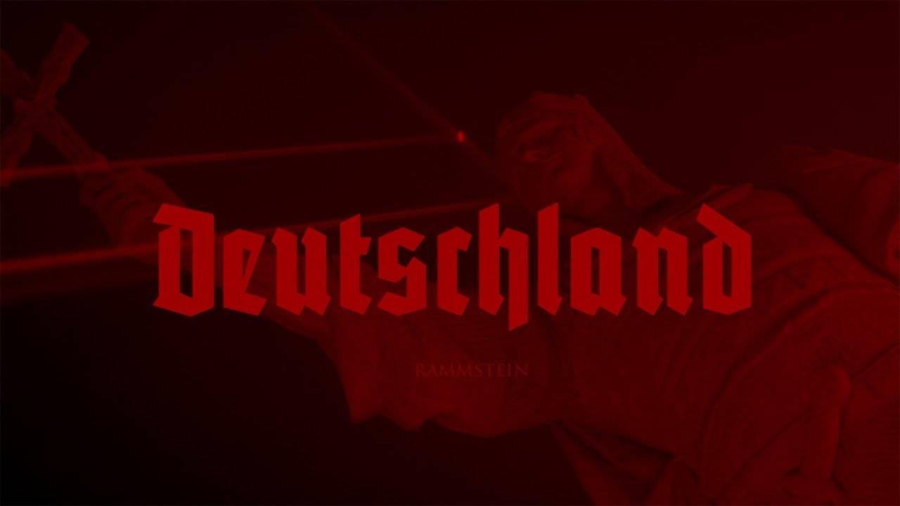 Rammstein ist in Deutschland (actualité)