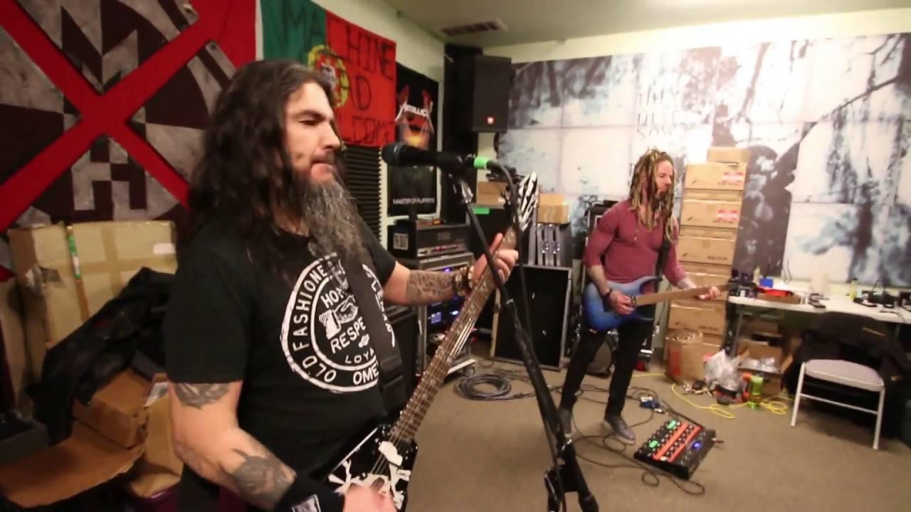 Machine Head se rebrûle les yeux (actualité)