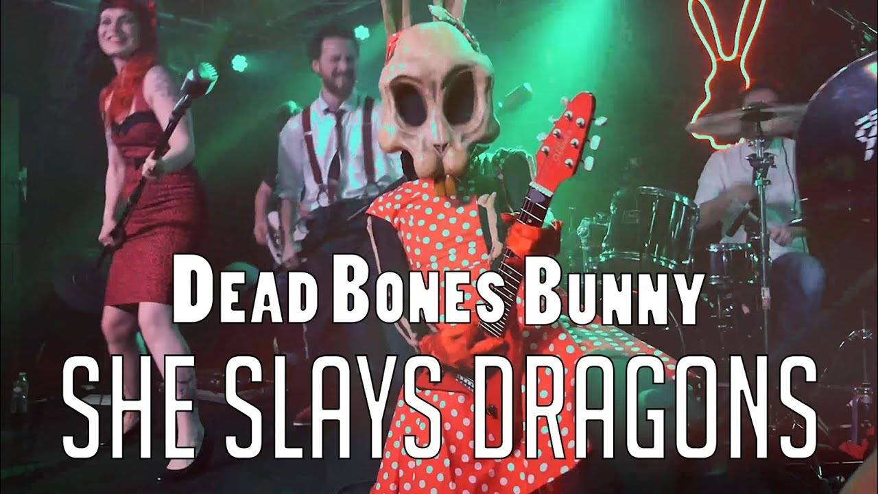 Dead Bones Bunny chasseur de dragons (actualité)