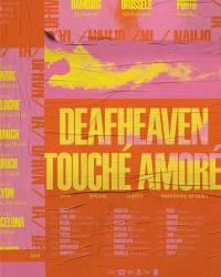 Deafheaven et Touché Amoré annoncent une tournée