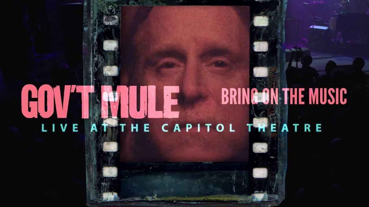 Gov't Mule prend le Capitol (actualité)