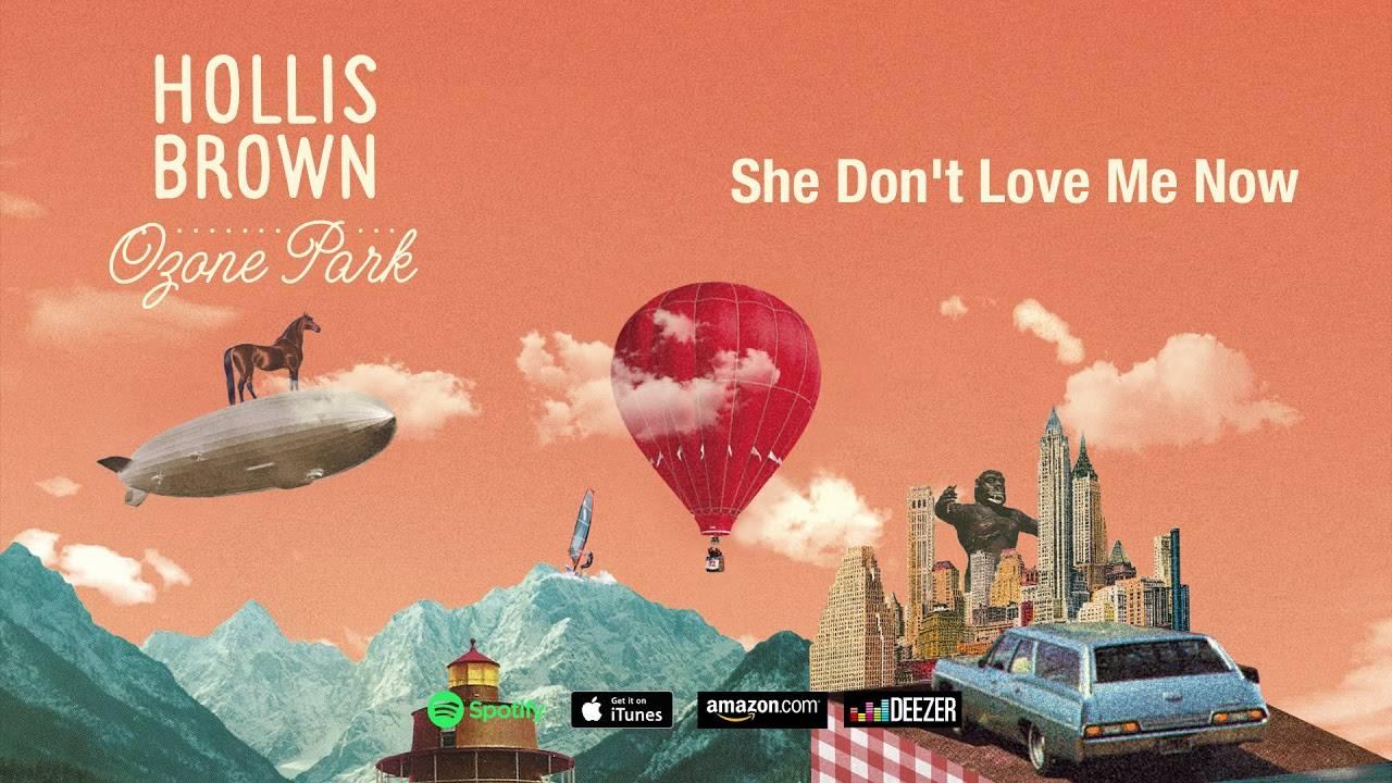 Hollis Brown n'a plus d'amoureuse (actualité)
