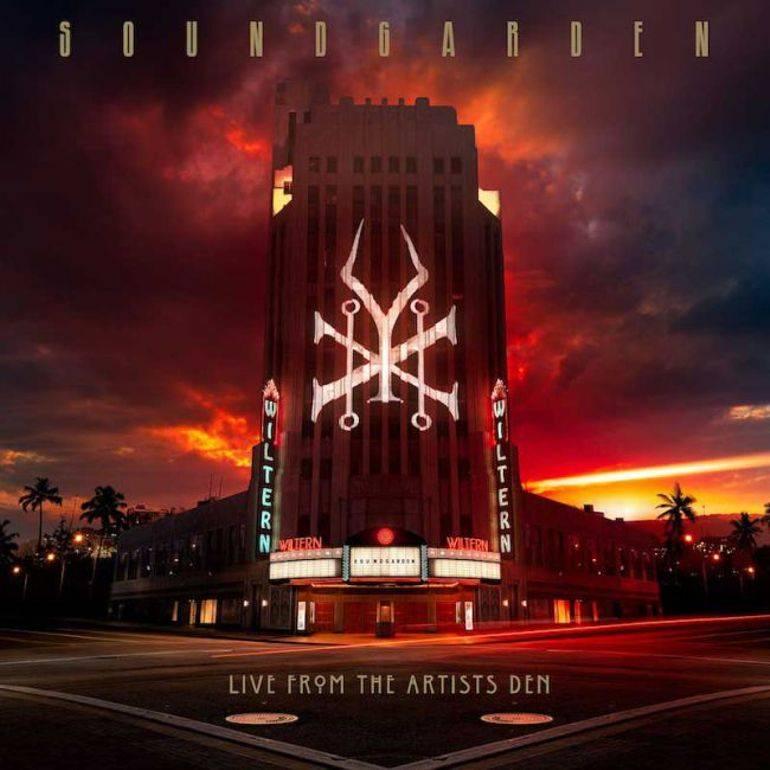 Live posthume pour Soundgarden