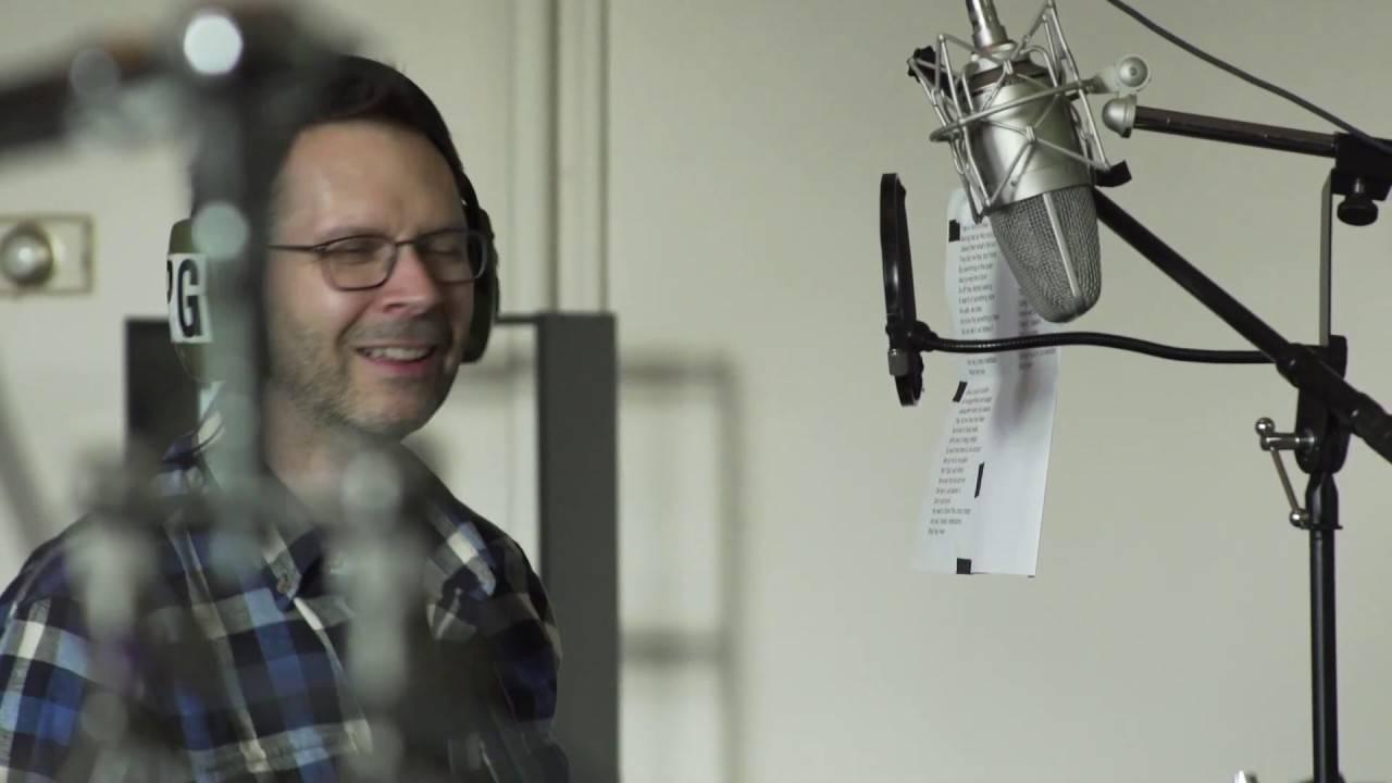 Paul Gilbert avec les TMNT (actualité)
