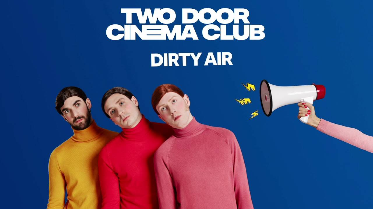 Fausse alerte à la pollution de l'air pour Two Door Cinema Club