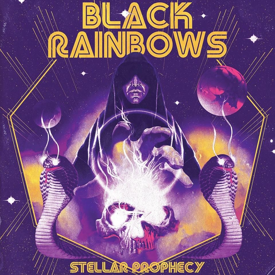 Rééditions pour Black Rainbows (actualité)