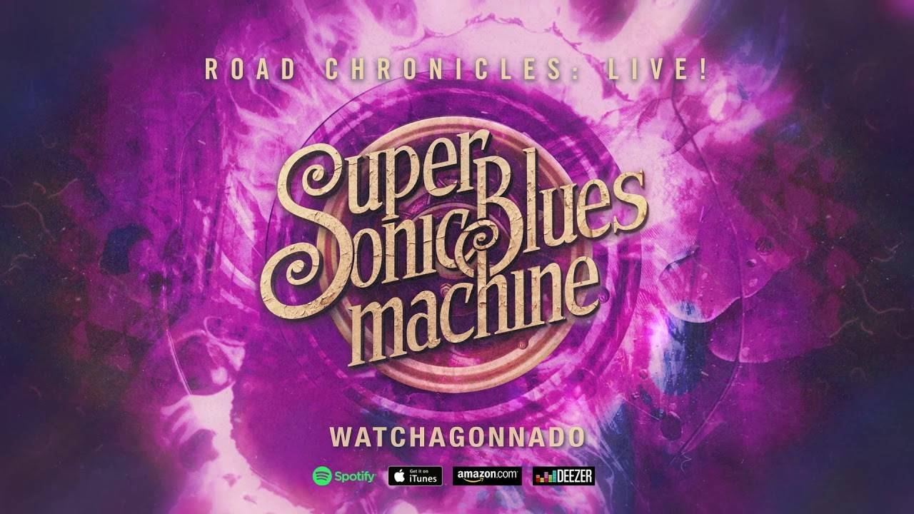Mékevafer Supersonic Blues Machine (actualité)