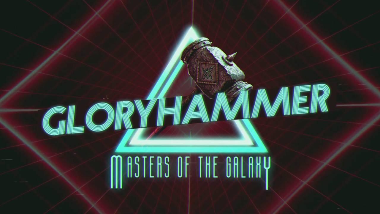 Gloryhammer maîtrise la galaxie (actualité)