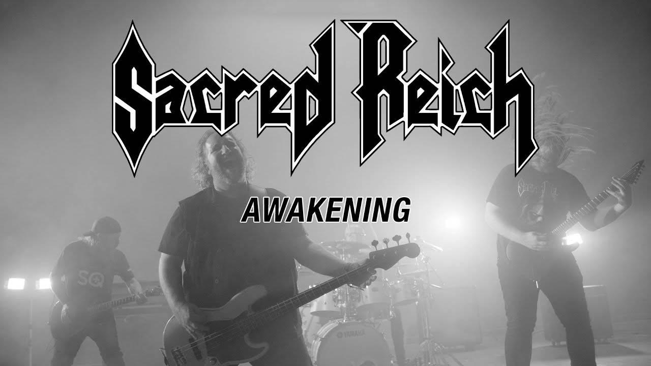 Sacred Reich se réveille