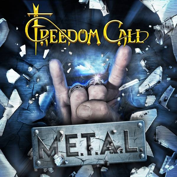 Freedom Call joue du M.E.T.A.L
