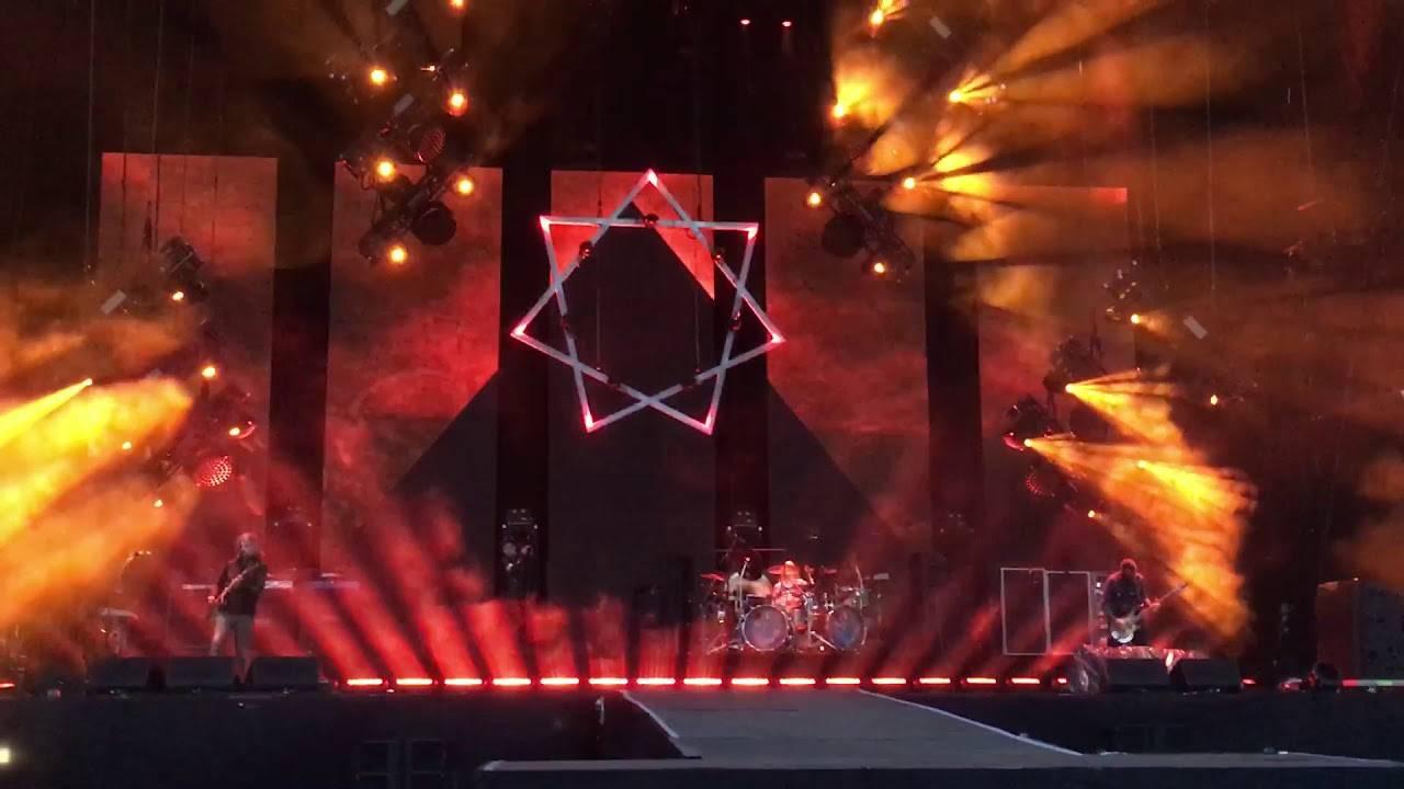 Tool a joué son nouveau morceau au Download (actualité)