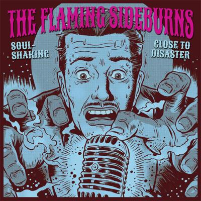 Nouveau 7'' pour The Flaming Sideburns (actualité)