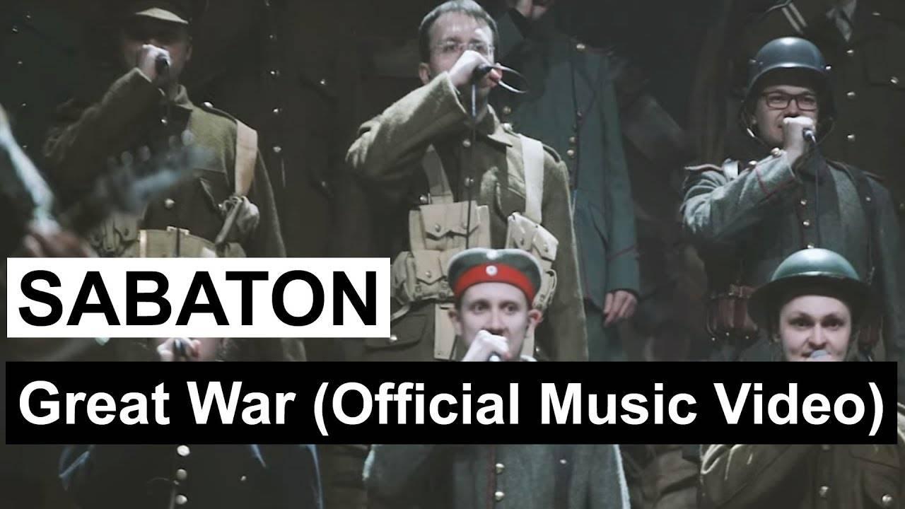 Mobilisation générale chez Sabaton (actualité)