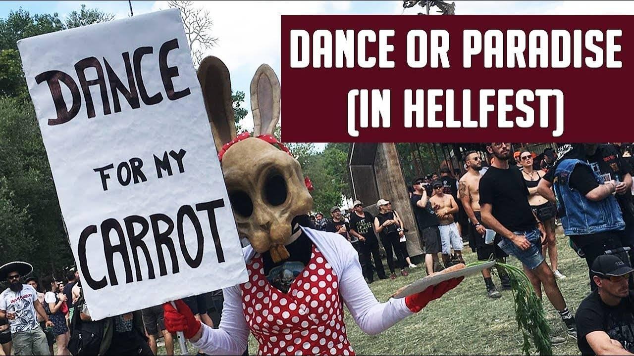 Dead Bones Bunny fait danser le hellfest (actualité)