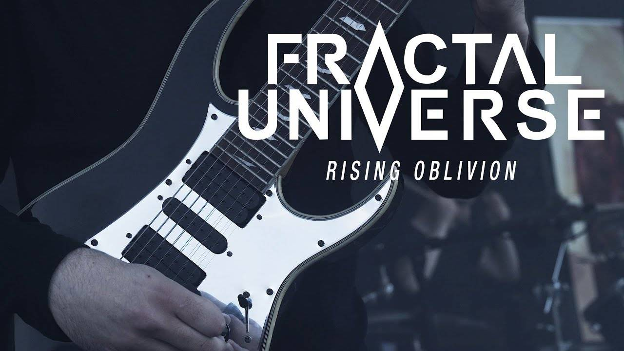Fractal Universe- Rising Oblivion (actualité)
