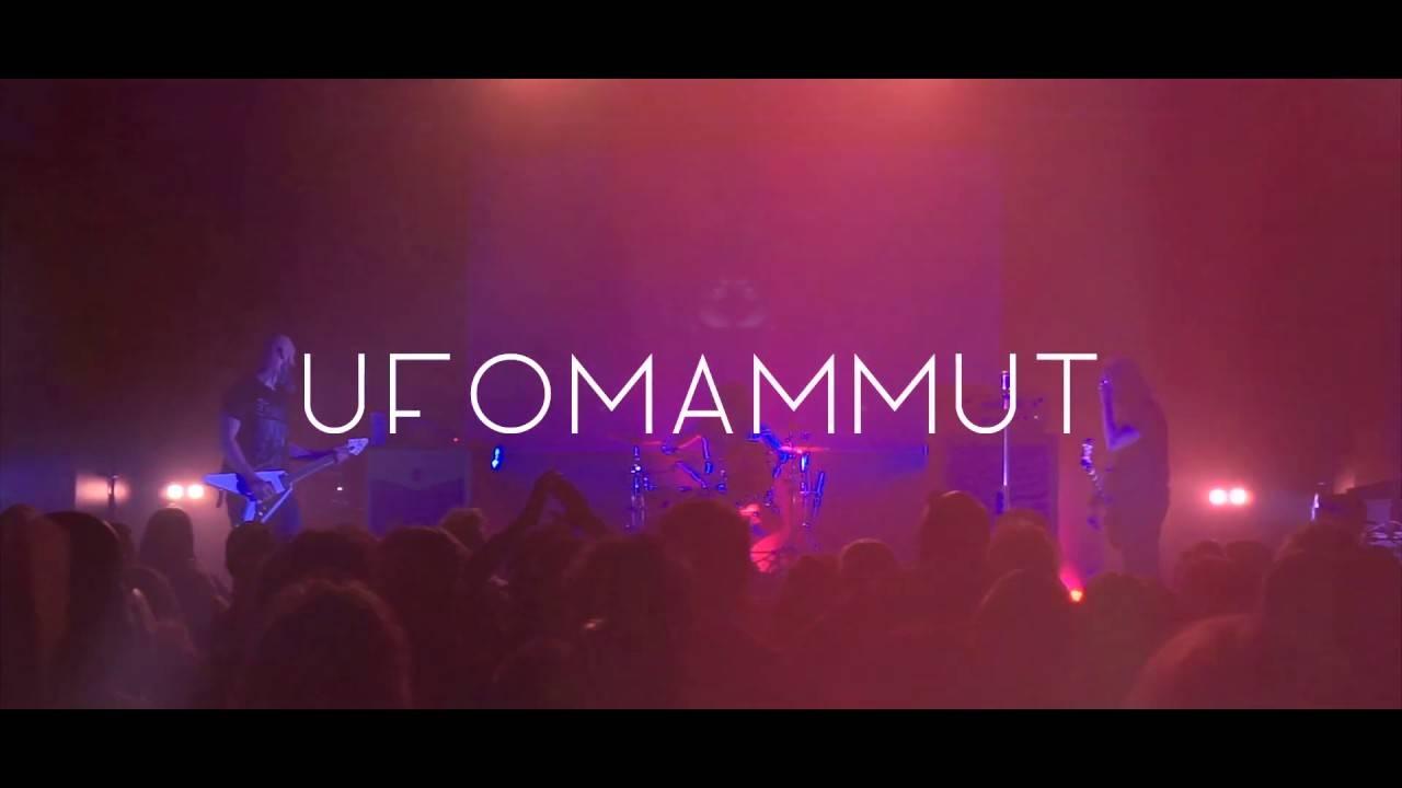 Ufomammut retourne sur Mars (actualité)