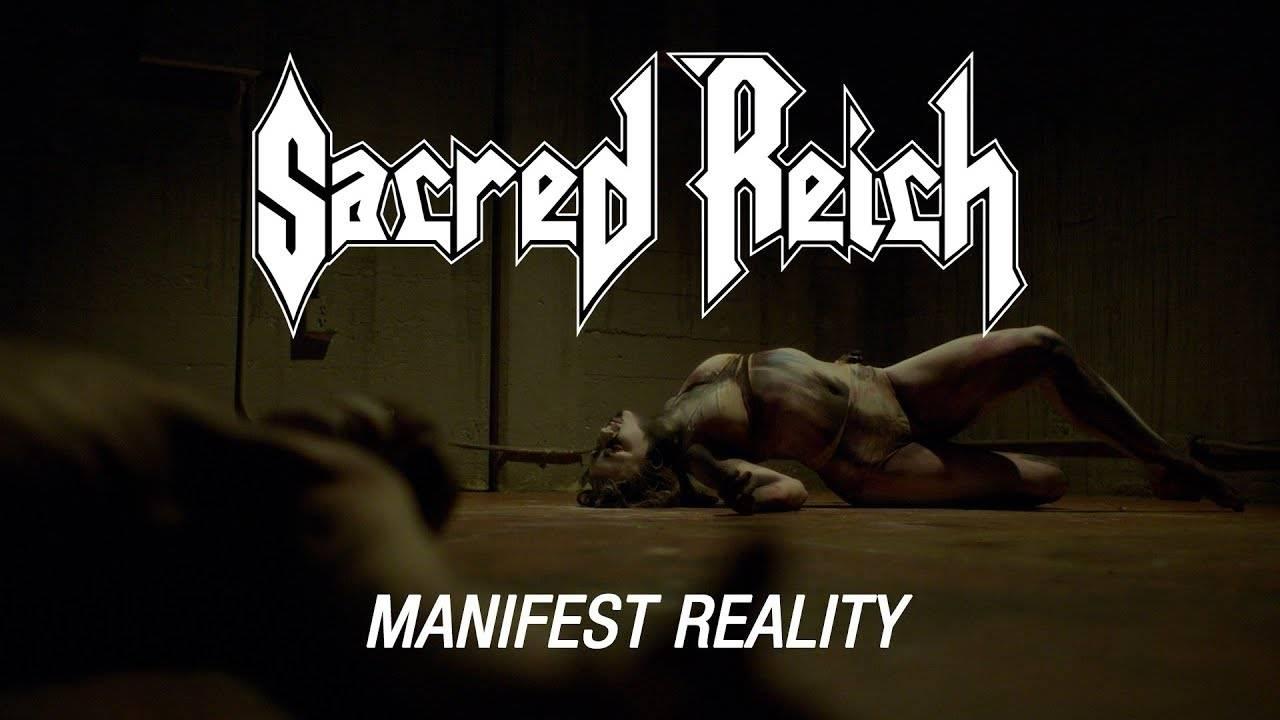 Une seule solution pour Sacred Reich c'est la manifestation (actualité)
