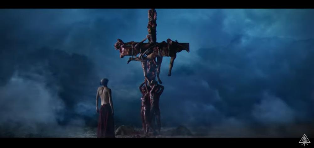 Behemoth balance sa Mère (actualité)