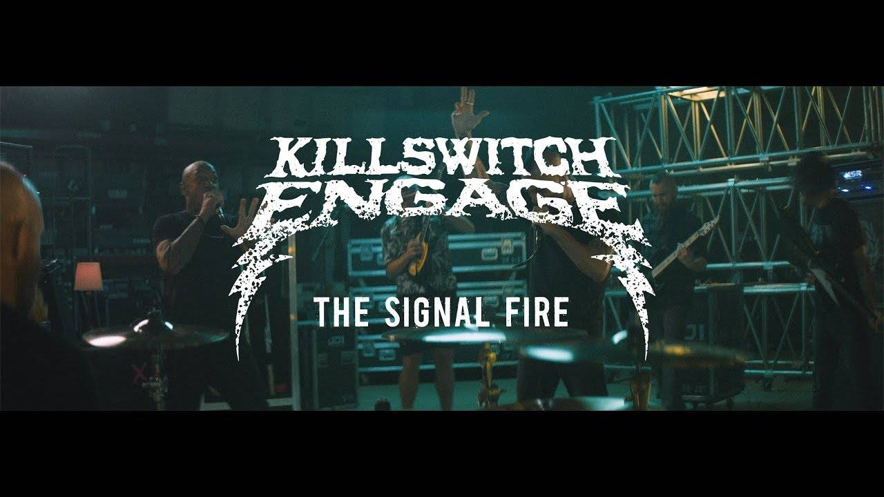 Killswitch Engage joue au pompier avec le clip de The Signal Fire (actualité)