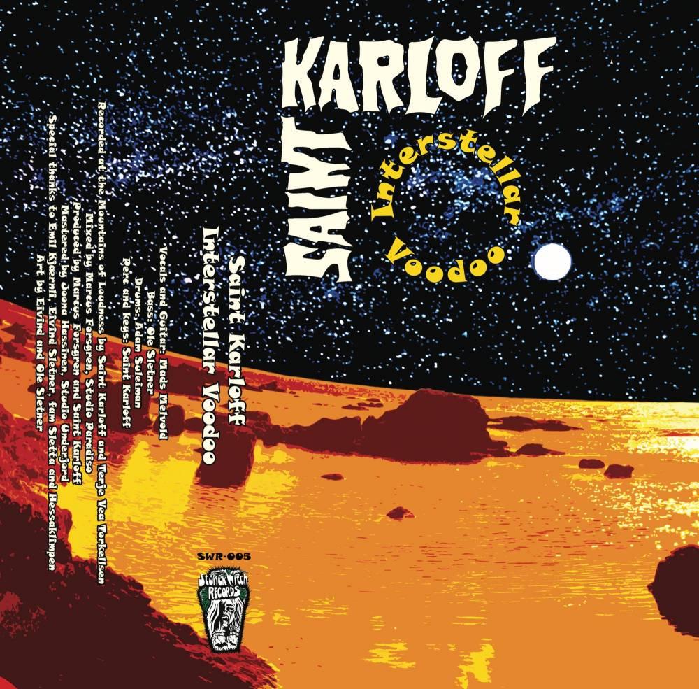 Saint Karloff s'initie à l'Interstellar Voodoo (actualité)