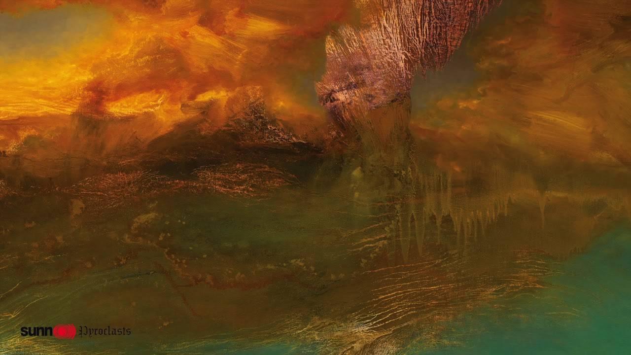 Pyroclasts, prochain album de  Sunn O))) (actualité)