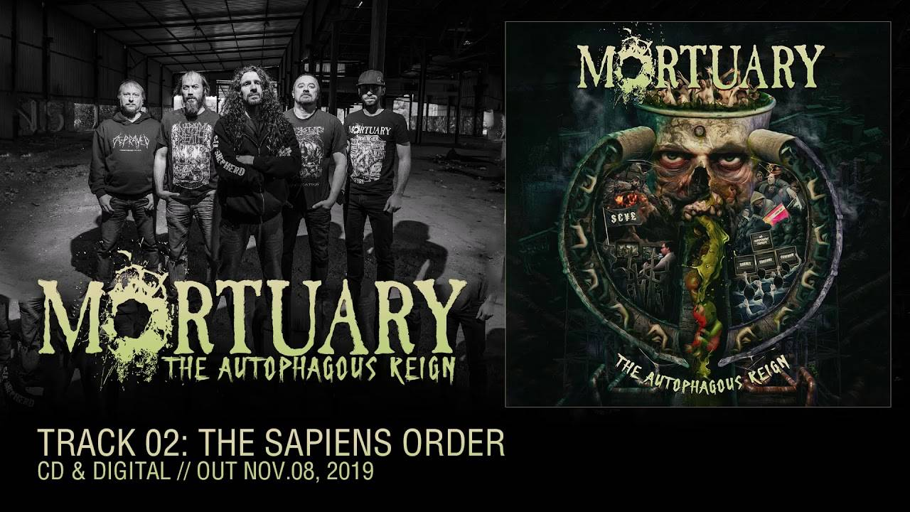 Mortuary s'automange avec The Autophagous Reign (actualité)