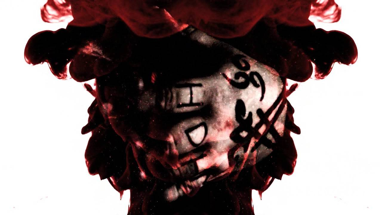 Lyric video pour Year Of The Goat -