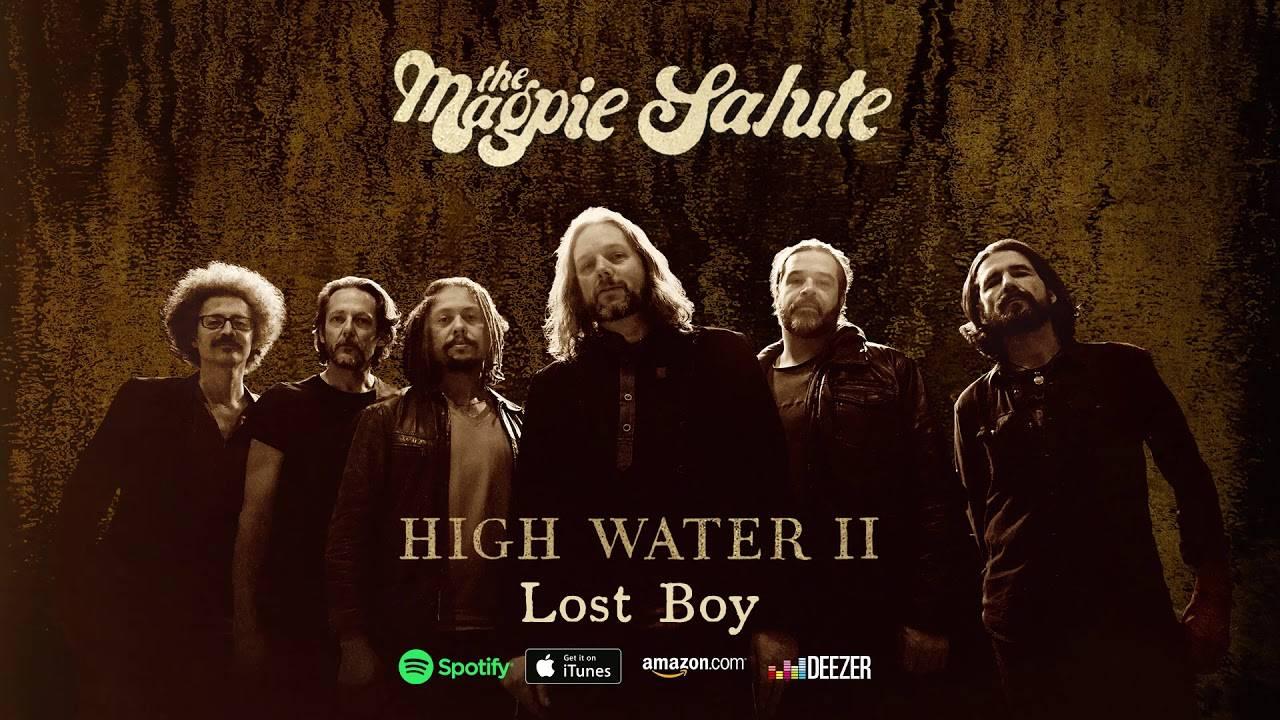 The Magpie Salute est perdu-