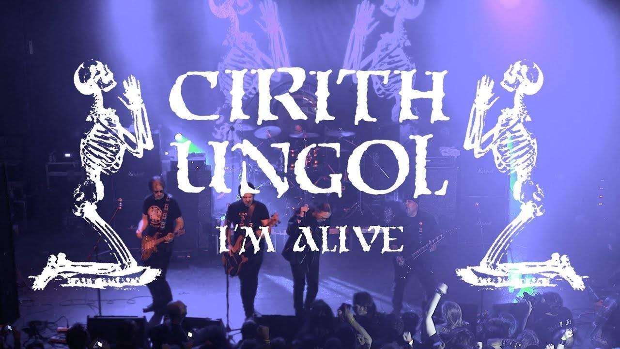 Cirith Ungol en live - I'm Alive (actualité)