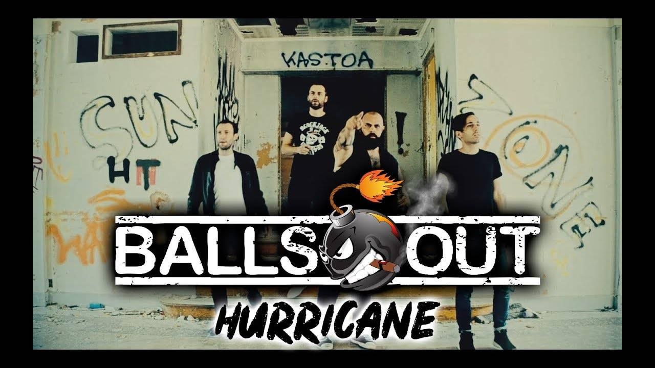 Balls Out rocks you like an -