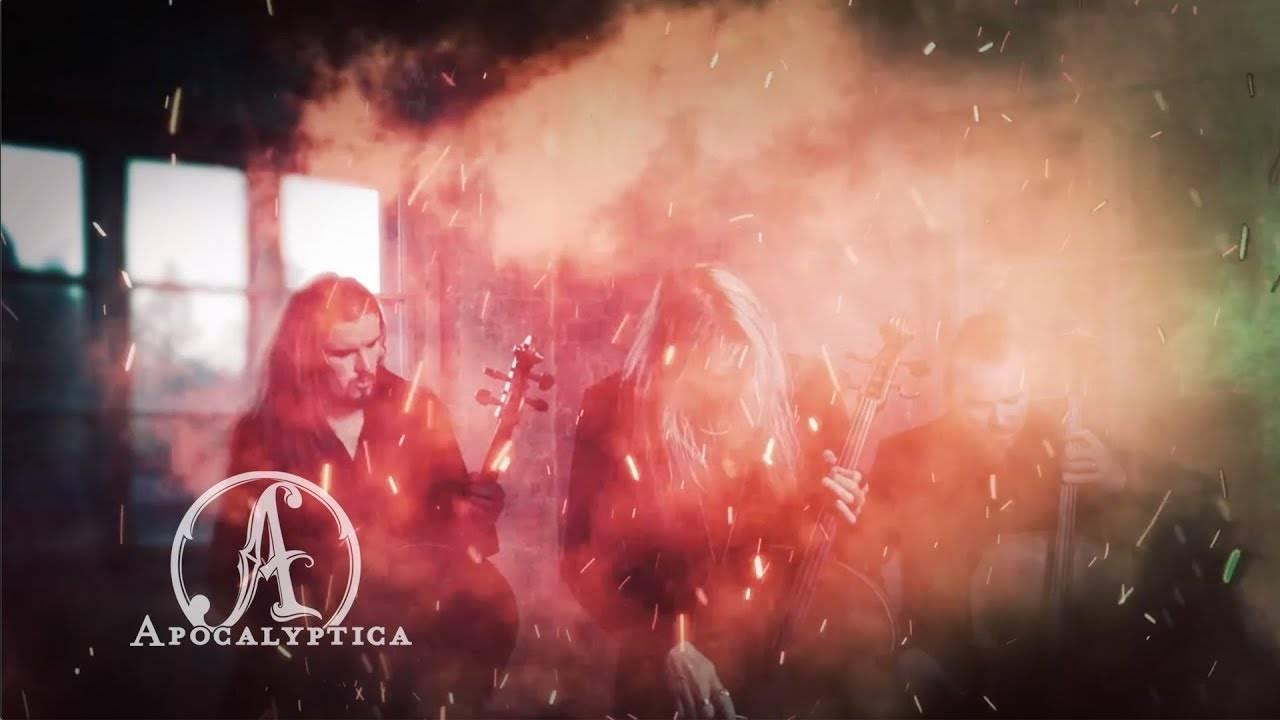 Apocalyptica de retour - Cell-0