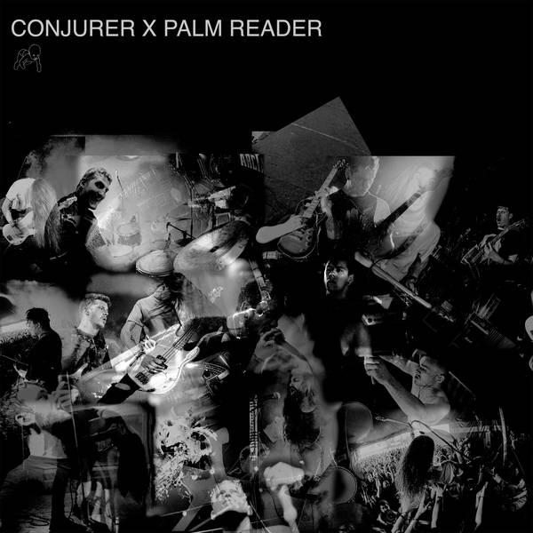 Conjurer et  Palm Reader partagent des reprises