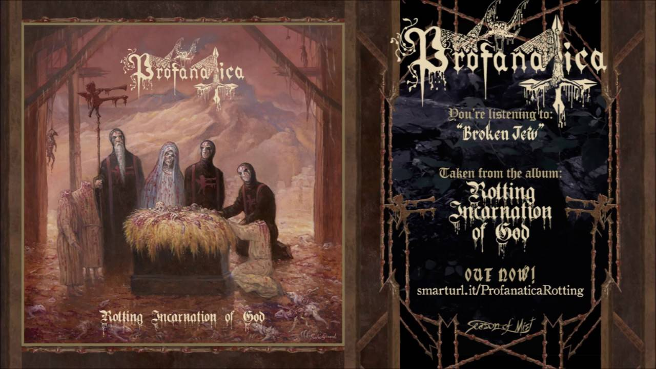 Profanatica pourrit en entier - Rotting Incarnation of God (actualité)