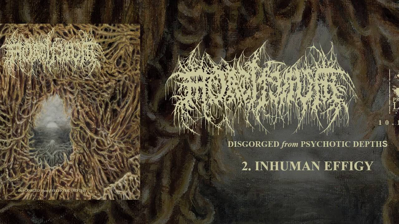Mortiferum - tout Disgorged From Psychotic Depths (actualité)