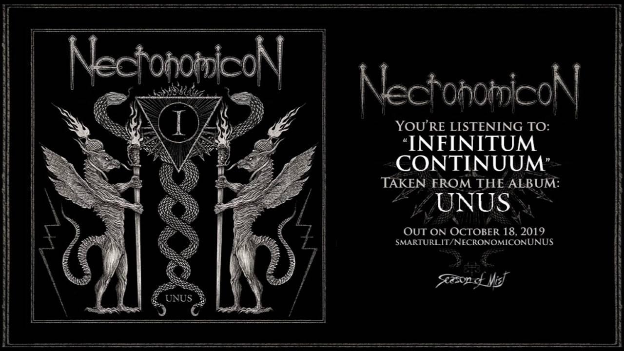 UNSU la formule secrète de Necronomicon  (actualité)