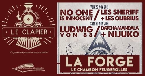 Ludwig en tournée (actualité)