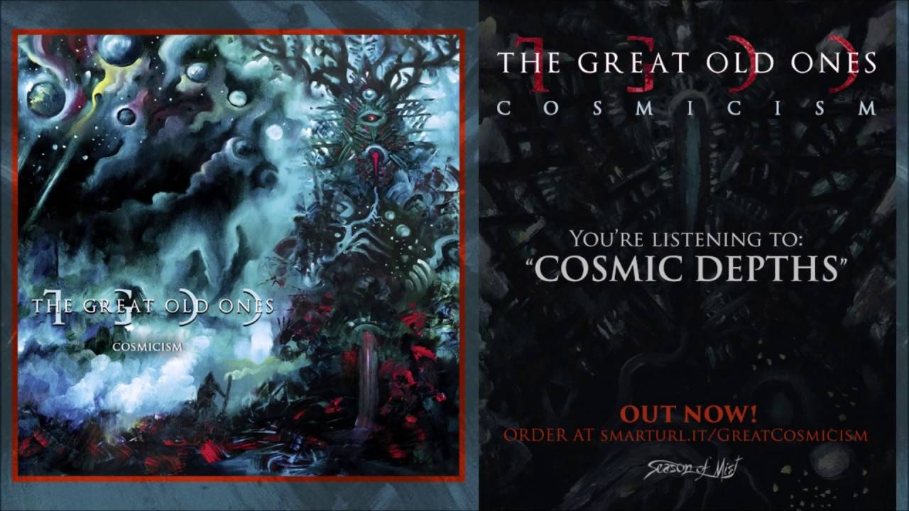 Toute la cosmologie de The Great Old Ones - Cosmicism (actualité)