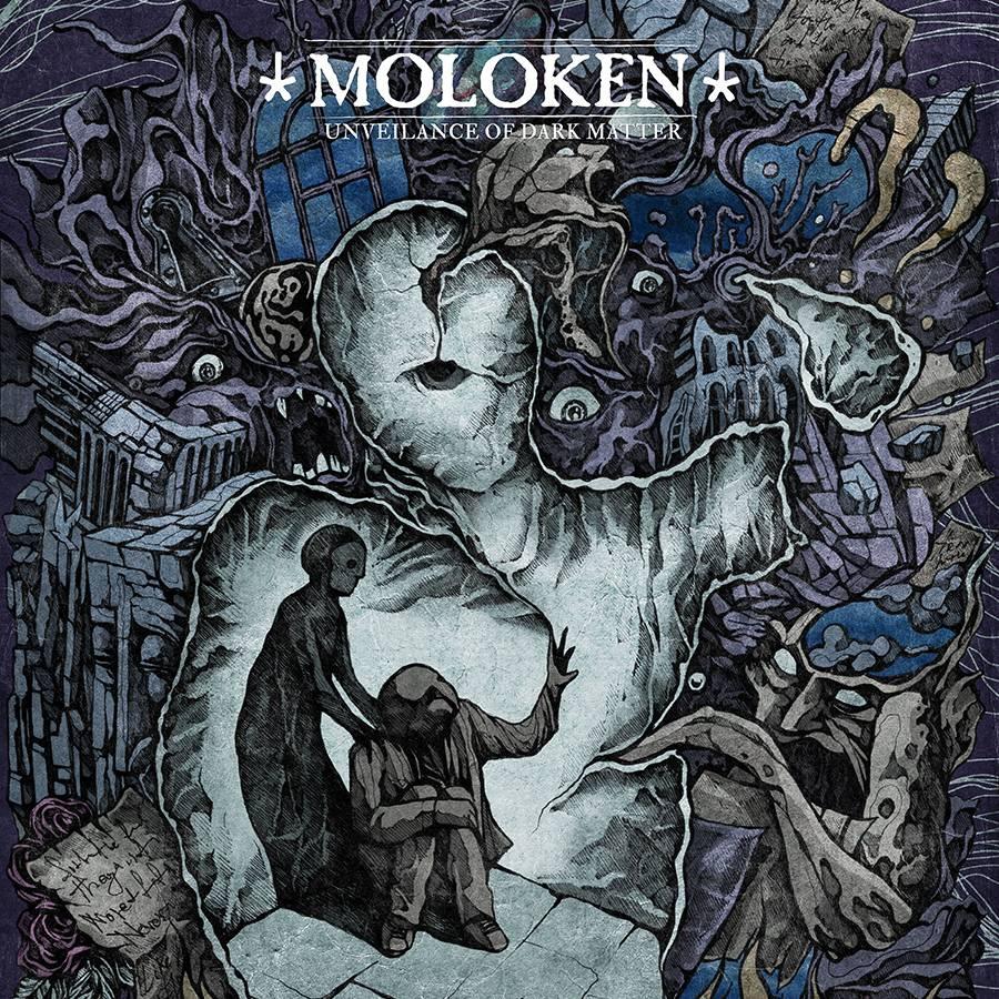 4ème album pour Moloken - Unveilance of Dark Matter (actualité)