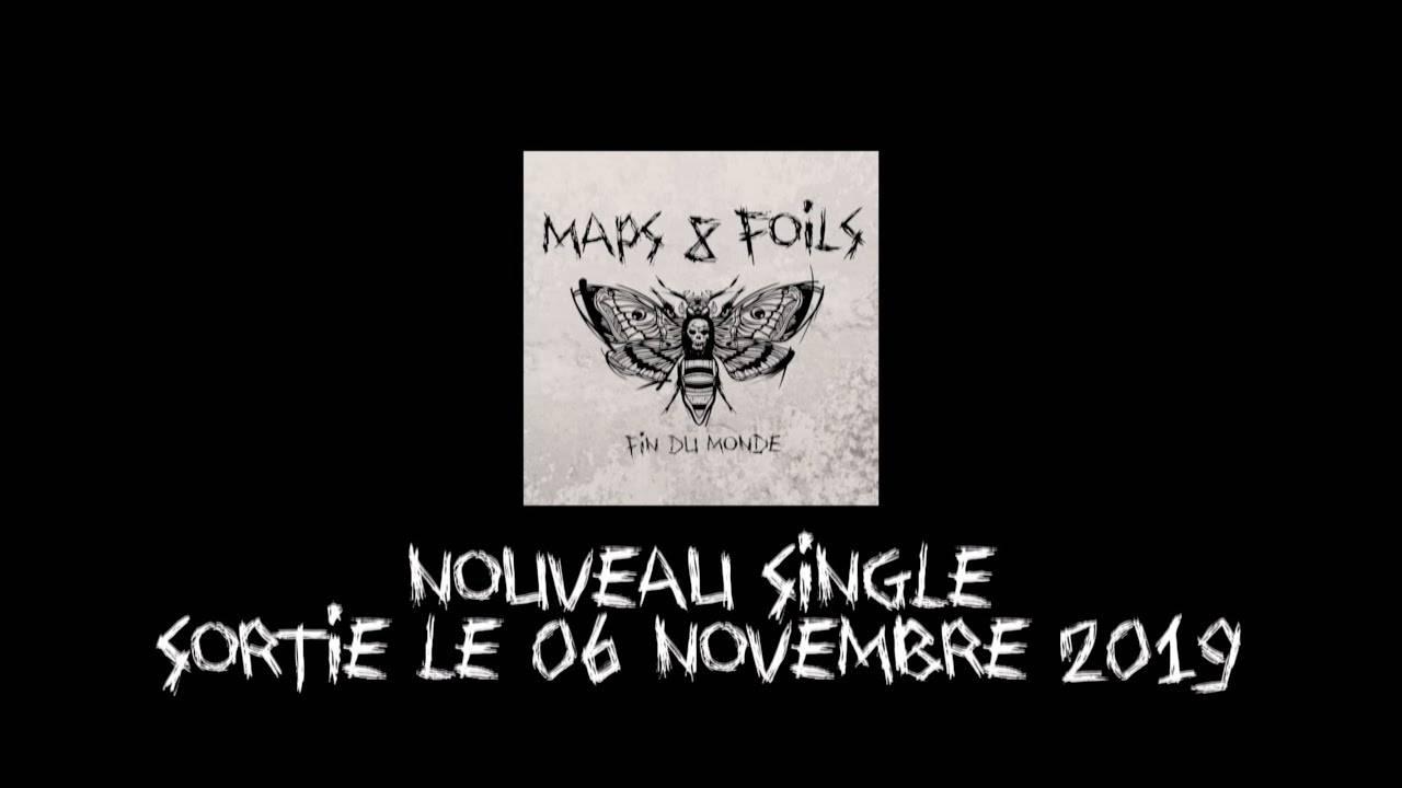 Maps And Foils annonce