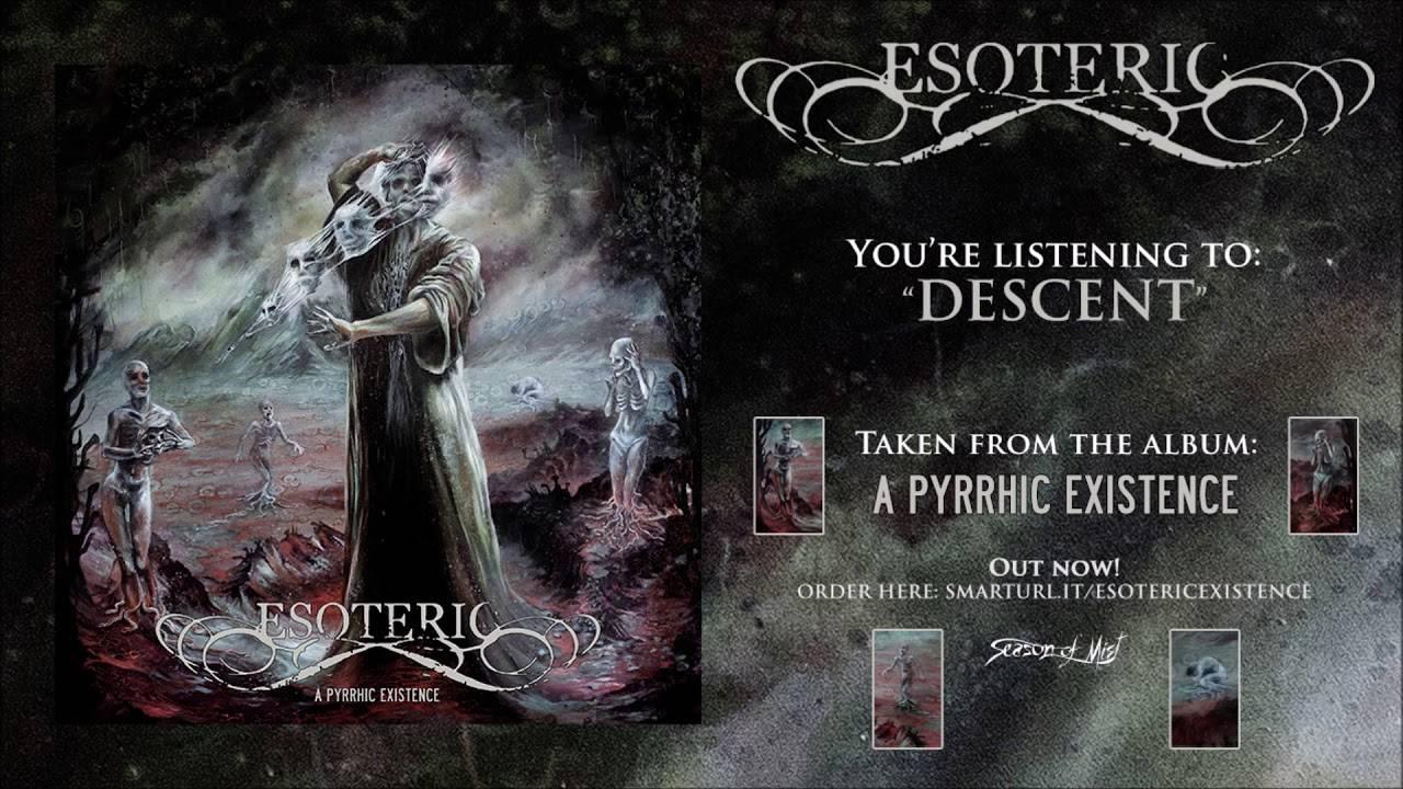 Esoteric tout l'album Em-Pyrrhic - A Pyrrhic Existence (actualité)