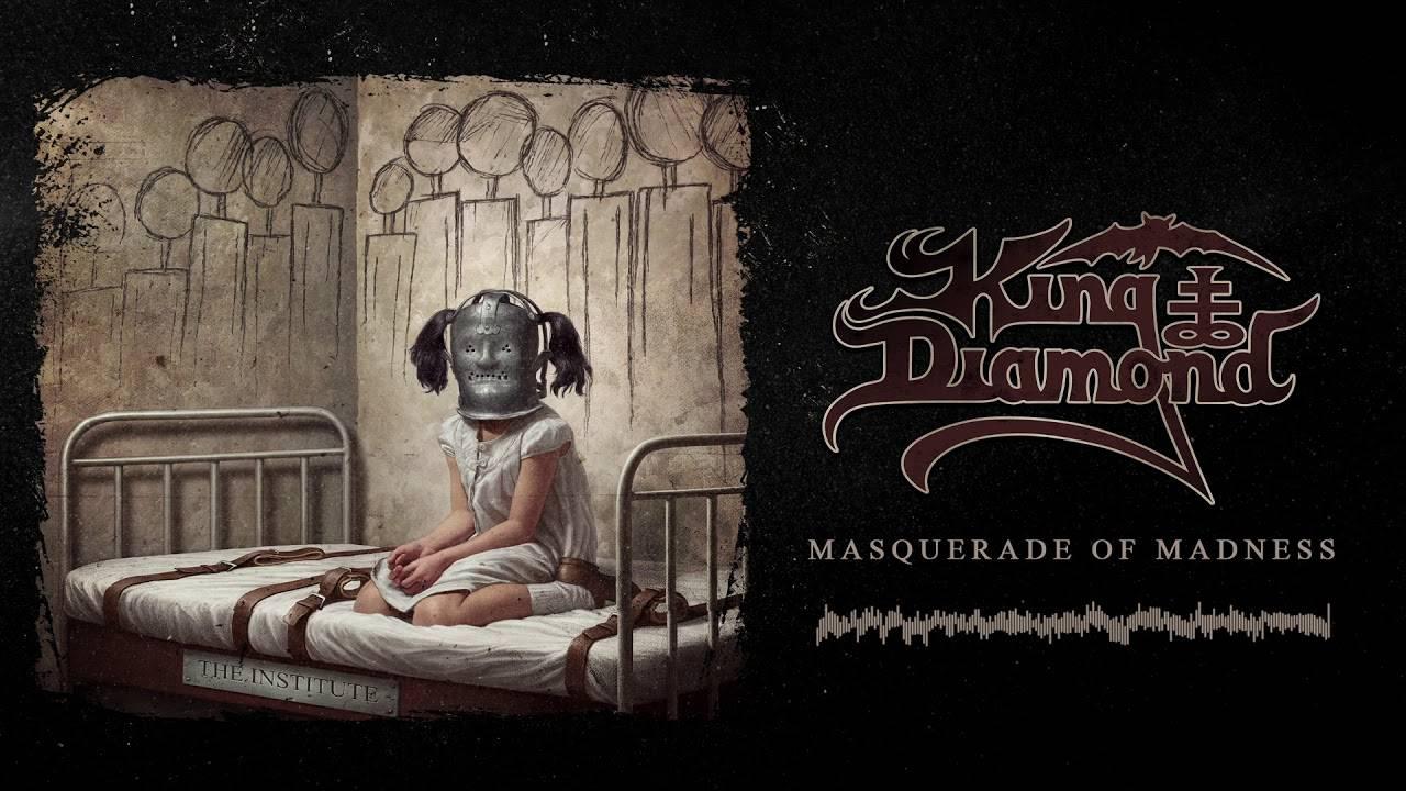 King Diamond bienvenue à la Masquerade of Madness (actualité)