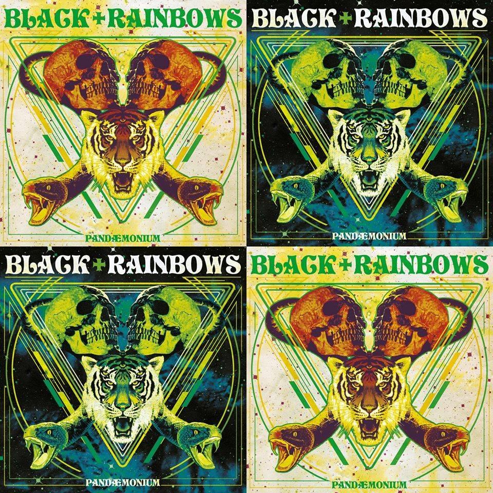 Réédition vinyle pour Black Rainbows (actualité)
