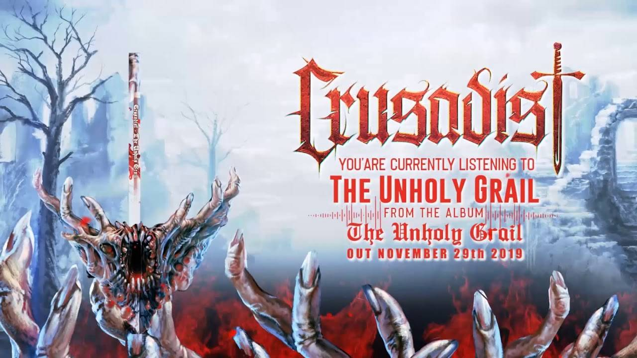 Pour Crusadist il va y avoir du sang - For Blood and Conquest (actualité)