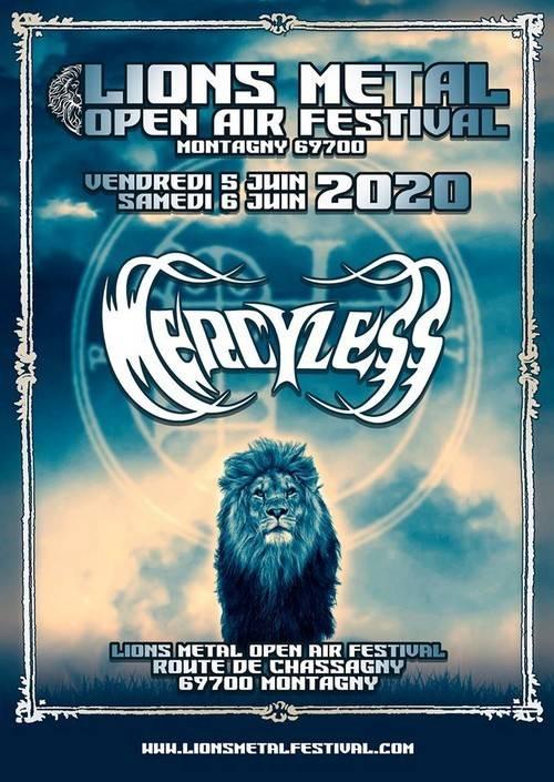 Nouveaux groupes annoncés au Lions Metal Fest (actualité)