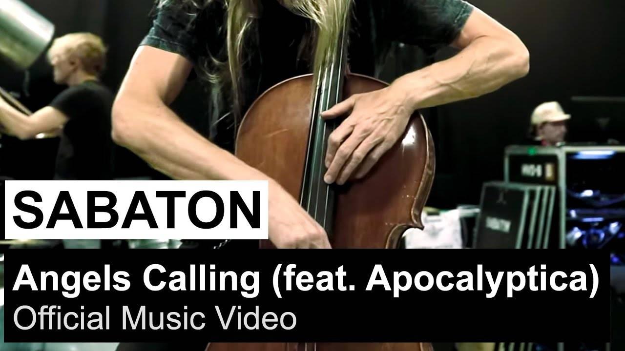 Sabaton appelle  Apocalyptica - Angels Calling (actualité)